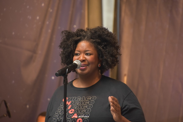 From Chicago-Natasha Yvette Williams