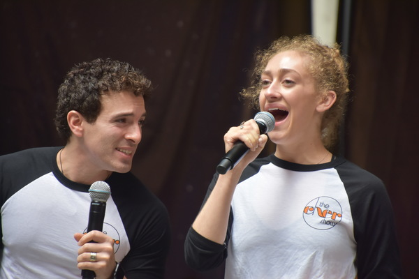 From The Cher Show-Jarrod Spector and Micaela Diamond