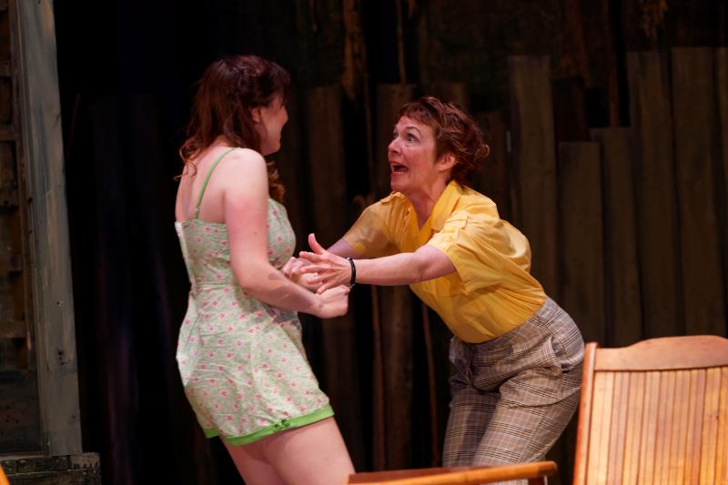 BWW Review: THE NIGHT OF THE IGUANA Kicks Off Fourth Annual Tennessee Williams Festival St. Louis