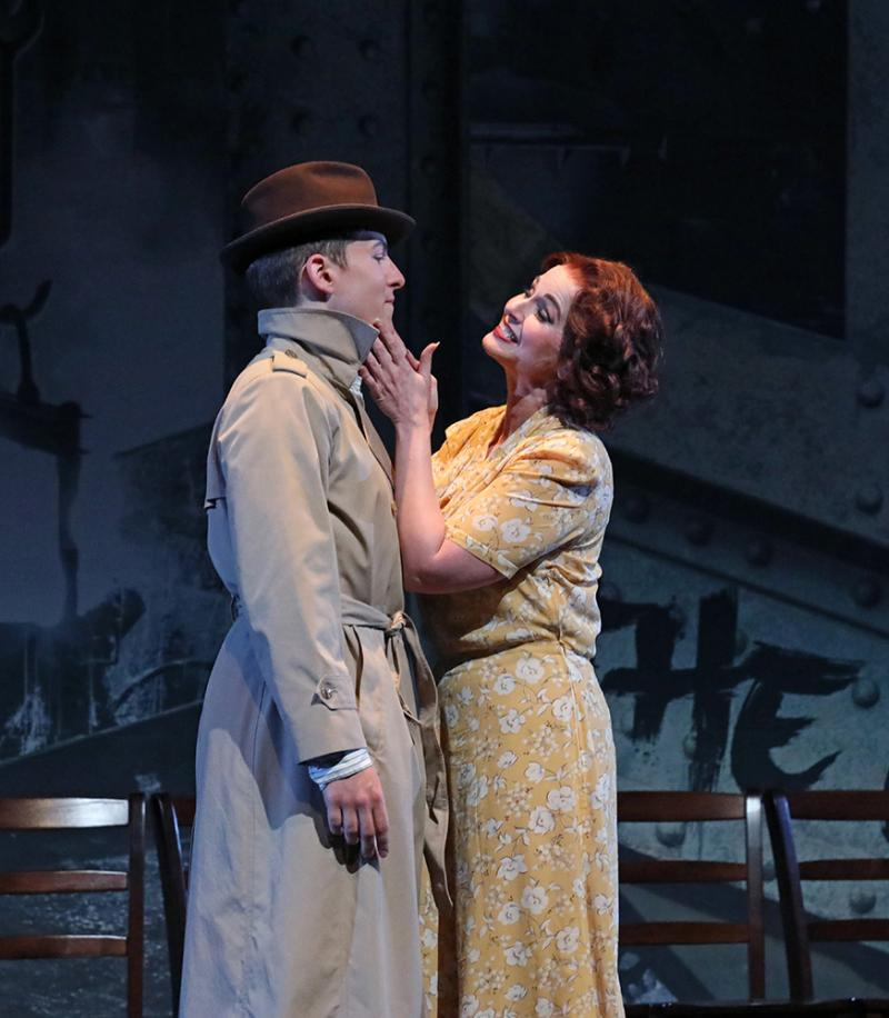 BWW Review: Nashville Opera's 'Gleefully Subversive' THE CRADLE WILL ROCK: Opera, Musical Theater or Both?