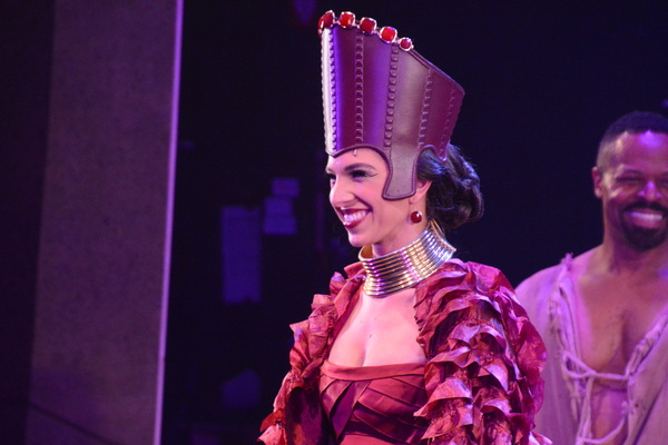 Photo Coverage: The Cast of AIDA at The John W. Engeman Theater Take Opening Night Bows