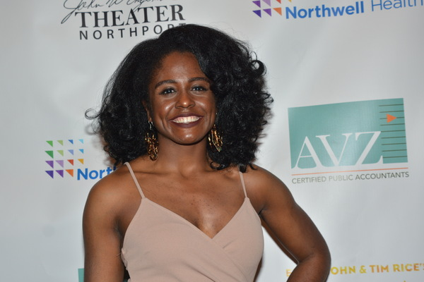 Photo Coverage: The Cast of AIDA at The John W. Engeman Theater Celebrate Opening Night