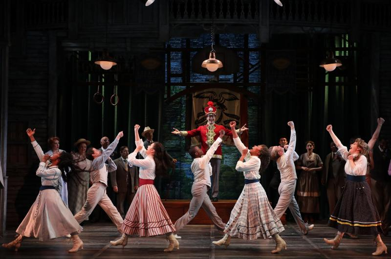 BWW Review: THE MUSIC MAN at Goodspeed Opera House