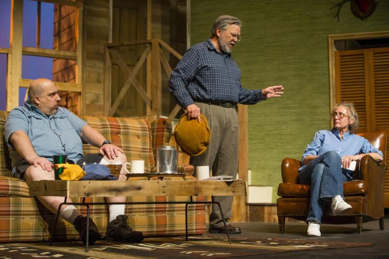 BWW Review: ON GOLDEN POND at South Bend Civic Theatre