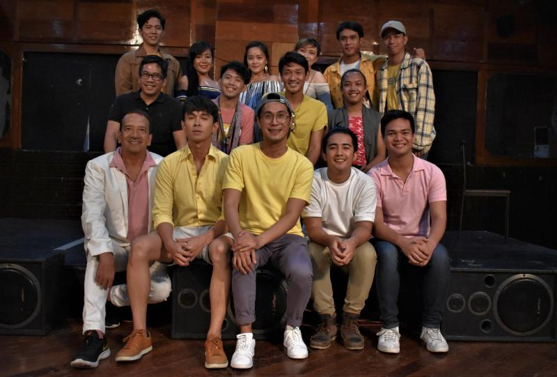 Photo Coverage: ROSES FOR BEN, A New Musical Meets the Press; Show Opens June 15