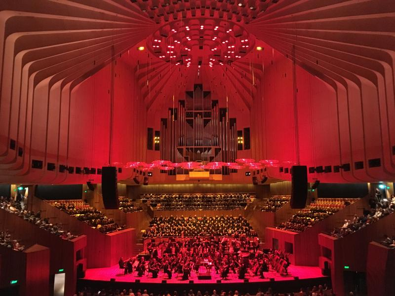 BWW REVIEW: Sydney Philharmonia Choirs Celebrates The Power of Sound In Cinema in MUSIC FROM THE MOVIES