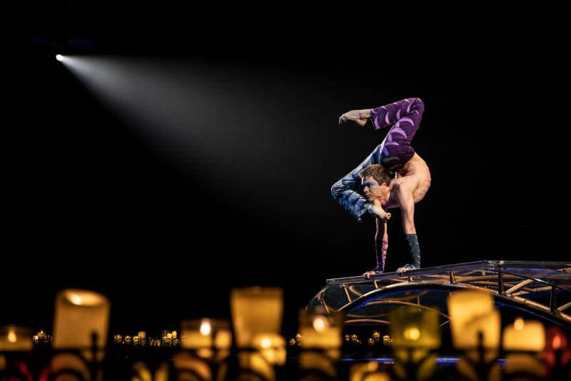 BWW Review: Cirque du Soleil's Glorious New Showpiece LUZIA: A WAKING DREAM OF MEXICO