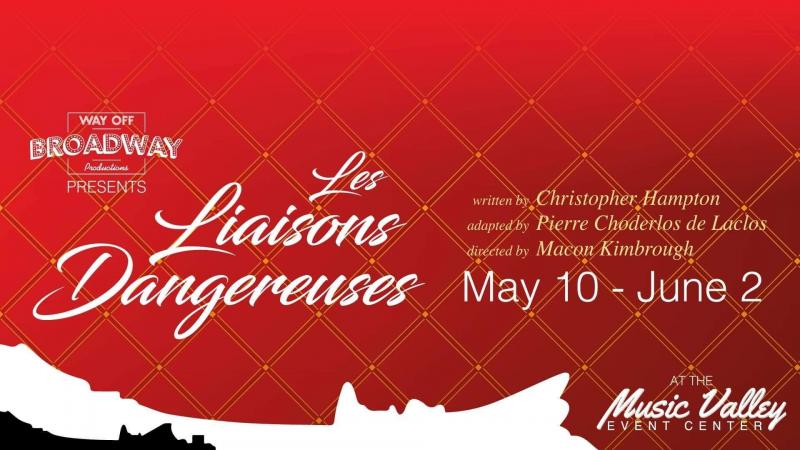 BWW Review: Way Off Broadway Productions' Disappointing and Over-Designed LES LIAISONS DANGEREUSES