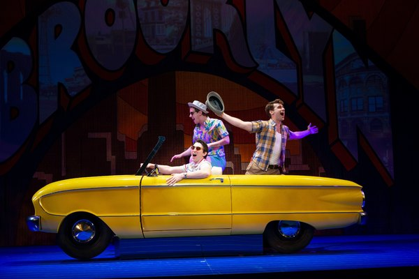 Review Roundup: THE FLAMINGO KID at Hartford Stage; What Did The Critics Think?