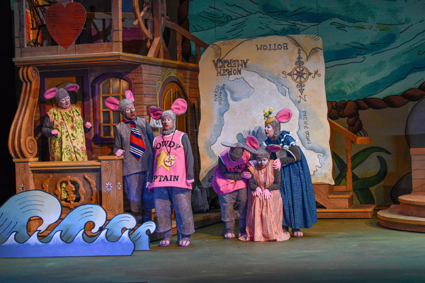 Photo Flash: THE ISLAND OF THE SKOG At Dallas Children's Theater