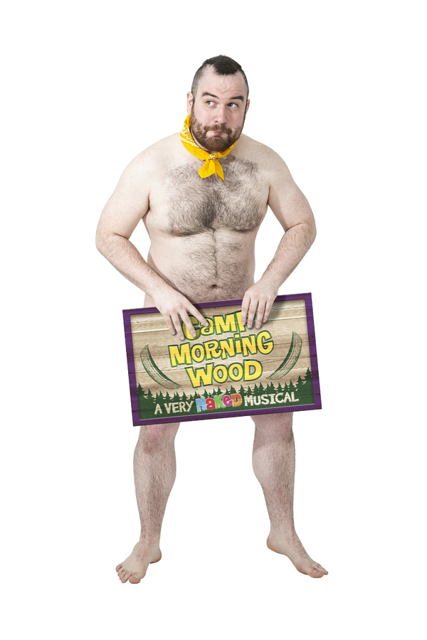 Photo Flash: First Look At The Cast of CAMP MORNING WOOD