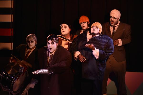 Photo Flash: Cleveland Public Theatre & Ohio City Theatre Project Present CENTRAL CONCERN