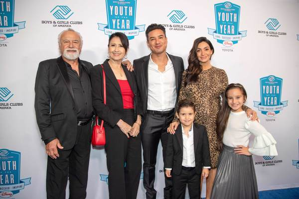 Photo Flash: Boys & Girls Clubs Of AmericaNames 2019 Pacific Youth Of The Year