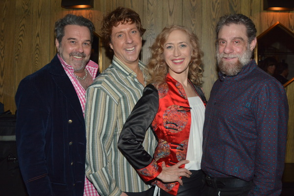 Photo Coverage: Inside Opening Night of GOD SHOWS UP at The Actor's Temple Theatre
