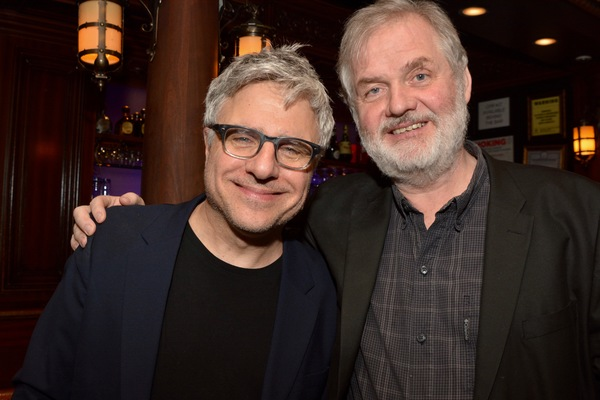 Photo Coverage: Inside the 2019 New York Drama Critics Awards Presentation and Reception