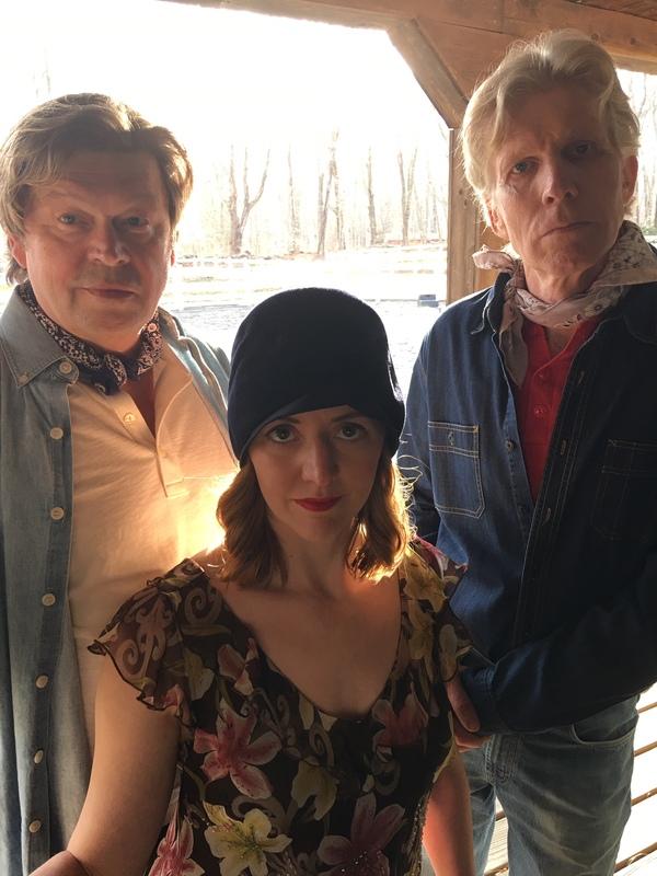 Daniel Hague, Marc Deaton and Joanie Brittingham
