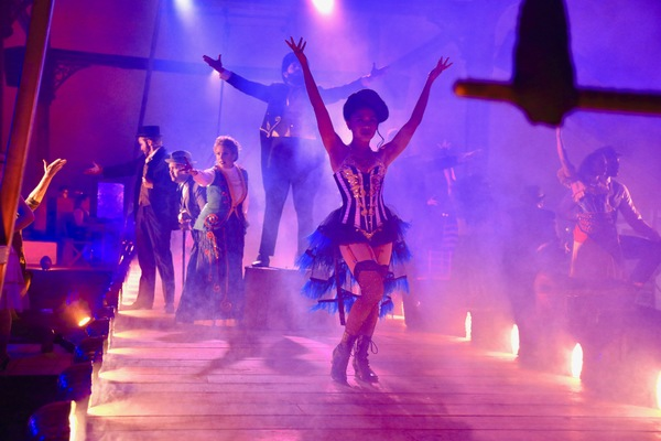 Photo Flash: Get A First Look At Serenbe's RAGTIME