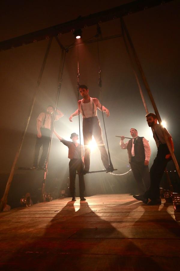 Chris Saltalamacchio, Matthew Salvatore, Jeremy Gee, Jeremy Skidmore, Aaron Schilling Photo