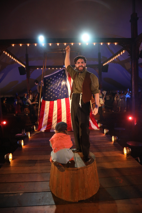 Photos: Get A First Look At Serenbe's RAGTIME