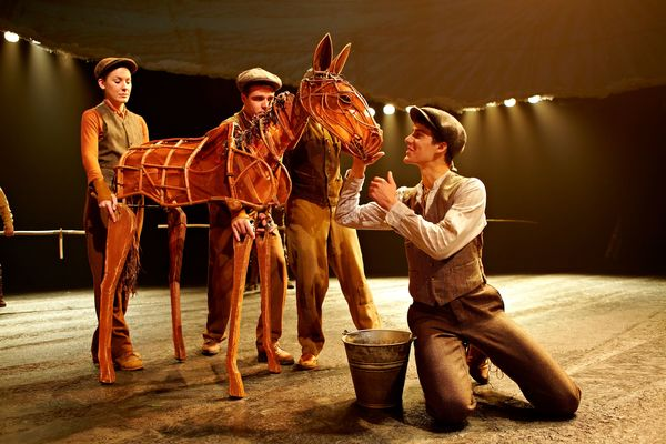 BWW Review: WAR HORSE at HKAPA
