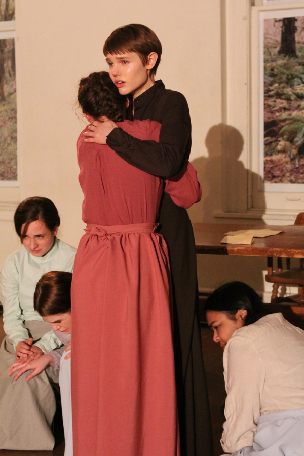 Photos: First Look at Hunger Theatre's THE CRUCIBLE