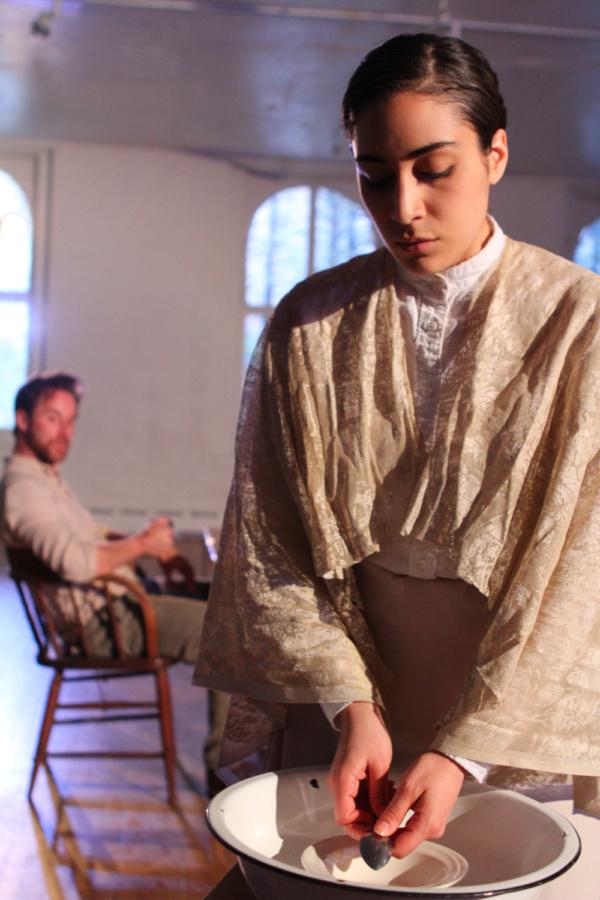 Brian Vestal, Samantha Wendorf Photo