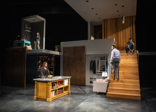 Photos: First Look at David Cromer Helmed NEXT TO NORMAL