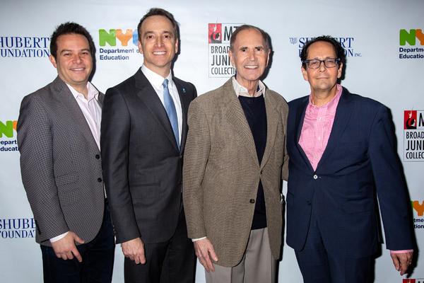Peter Avery, Drew Cohen, Freddie Gershon,