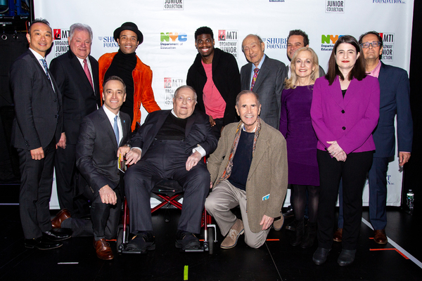 Lucius Young, Robert Wankel, Drew Cohen, James Harkness, Philip J. Smith, Jawan M. Jackson, Freddie Gershon, Michael I. Sovern, Peter Avery, Vicki Reiss, Amy Dorfman Wine, Paul L. King
