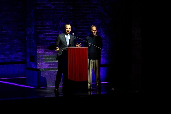 Drew Cohen, Freddie Gershon Photo
