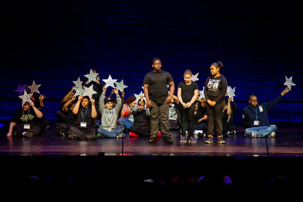 Photo Coverage: NYC Kids Hit the Stage for Broadway Junior Student Finale!