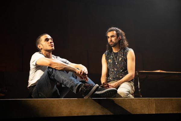 Gil Perez-Abraham and Sharif Afifi Photo