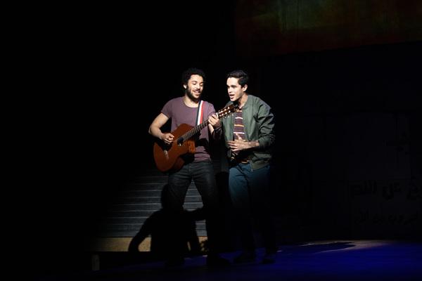 Jakeim Hart and Abubakr Ali