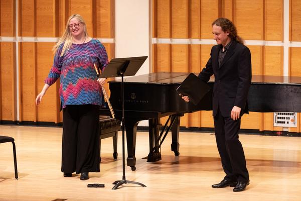 Jeffrey Mandelbaum and Tara Helen O'Connor