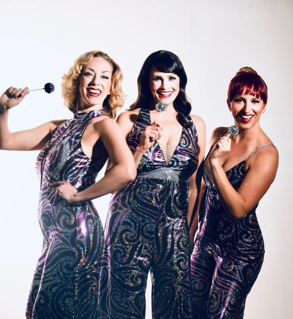 Photo Flash: First Look at San Jose Stage Company's MAMMA MIA!