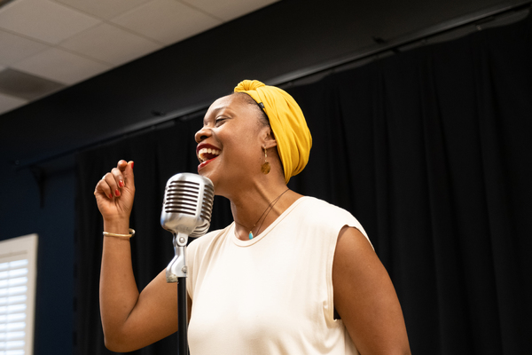 Photo Flash: Garry Marshall Theatre's LADY DAY AT EMERSON'S BAR & GRILL In Rehearsal