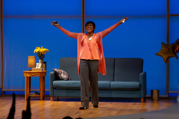 Photo Coverage: PROOF OF LOVE Celebrates Opening Night at Minetta Lane Theatre!