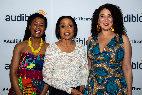 Photo Coverage: PROOF OF LOVE Celebrates Opening Night at Minetta Lane Theatre!