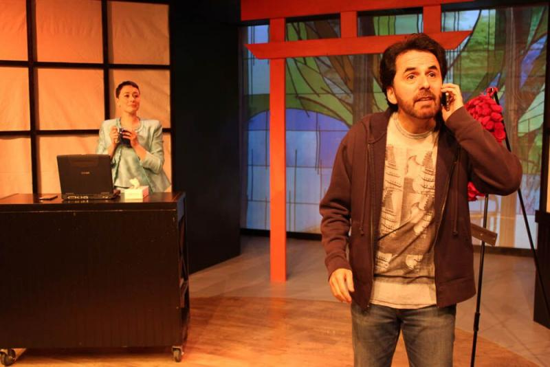 BWW Review: THIS RANDOM WORLD at Left Edge Theatre