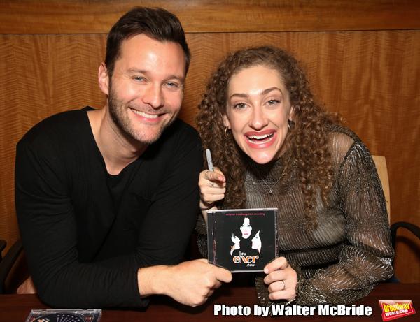 Matthew Hydzik and Micaela Diamond Photo