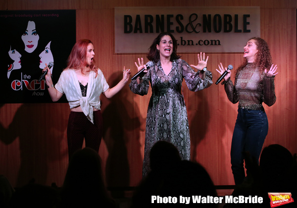 Photo Coverage: Inside THE CHER SHOW's Cast Album Signing and Performance at Barnes and Noble