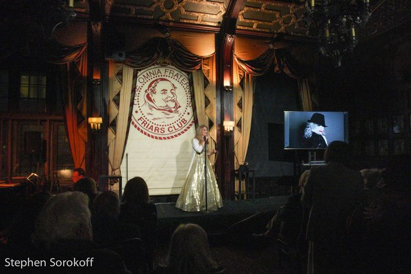 Photo Coverage: Friars Club Celebrates Julie Budd - A Life In Show Business