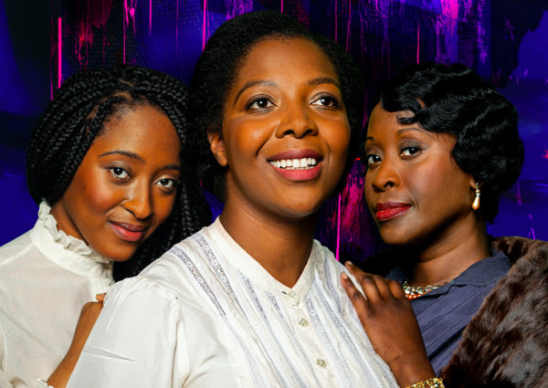 Photo Flash: First Look at THE COLOR PURPLE at Birmingham Hippodrome