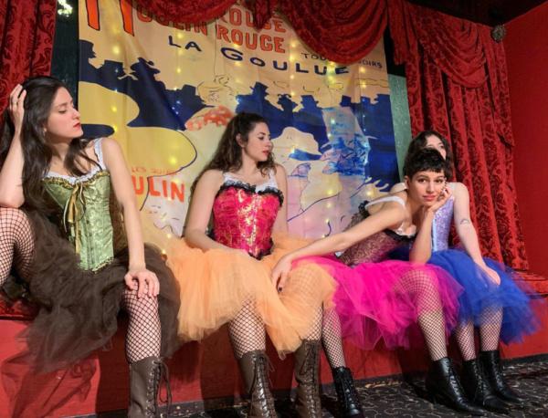 Derya Celikkol, Lauren Winigrad, Nicole Orabona & Allison Houser