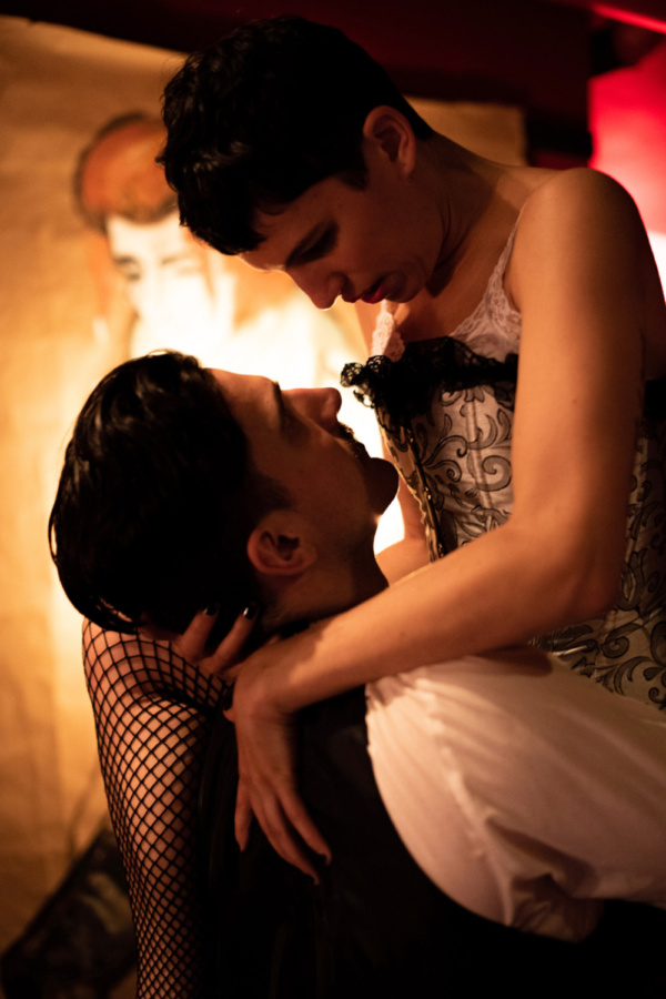 David Raposo & Nicole Orabona