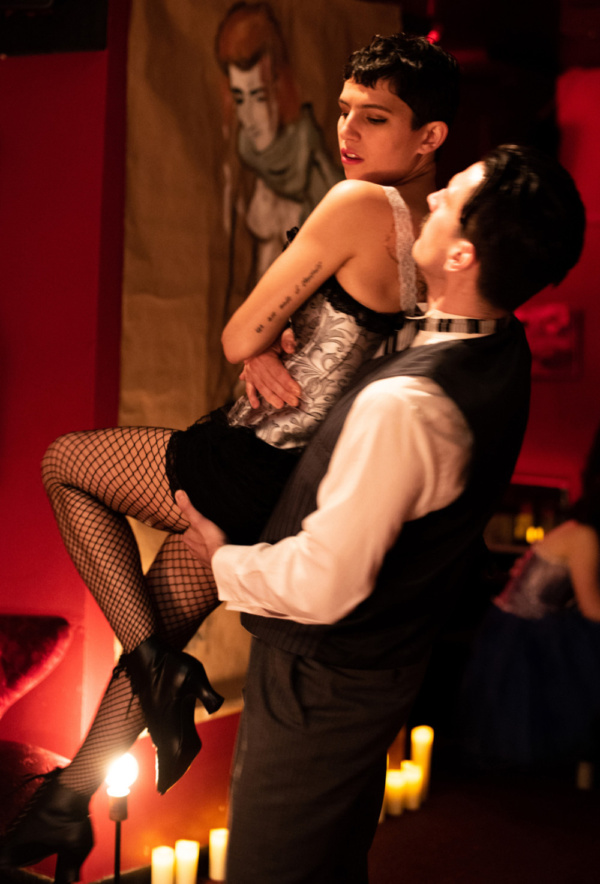 Nicole Orabona & David Raposo