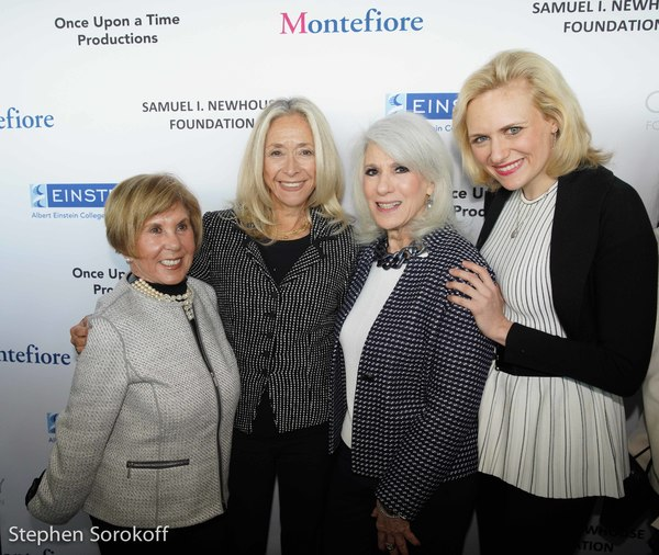Photo Coverage: Broadway Producers Jamie deRoy & Tara Smith Swibel Honored at 65th Spirit of Achievement Awards
