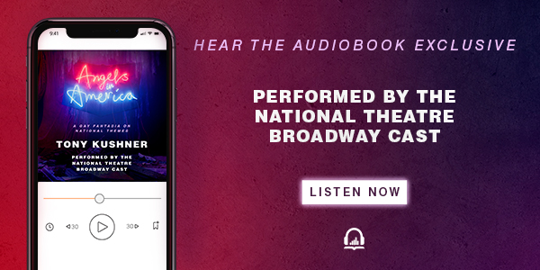 Listen: Check Out an Excerpt of the ANGELS IN AMERICA Audiobook with Garfield, Lane, Broadway Revival Cast