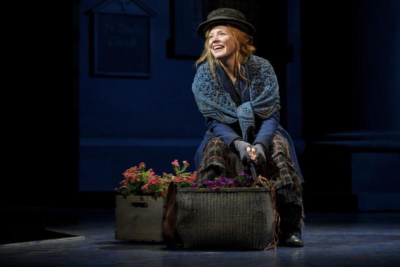 BWW Flashback: MY FAIR LADY Concludes Broadway Run