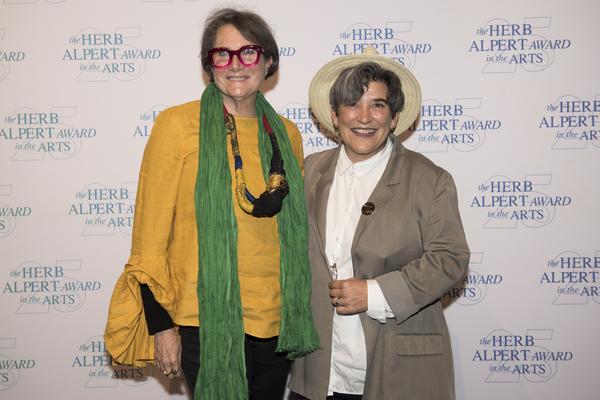 Deborahh Irmas & Kristy Edmunds  Photo